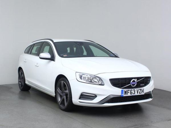 2013 (63) Volvo V60 D2 [115] R DESIGN 5dr 5 Door Estate