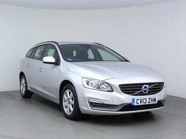 2013 (13) Volvo V60 D2 [115] Business Edition - Sat Nav - Bluetooth - £20 Tax - 1 Owner - 5 Door Estate