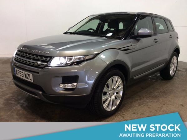 2014 (63) Land Rover Range Rover Evoque 2.2 SD4 Pure 5dr Auto [Tech Pack] 5 Door Estate