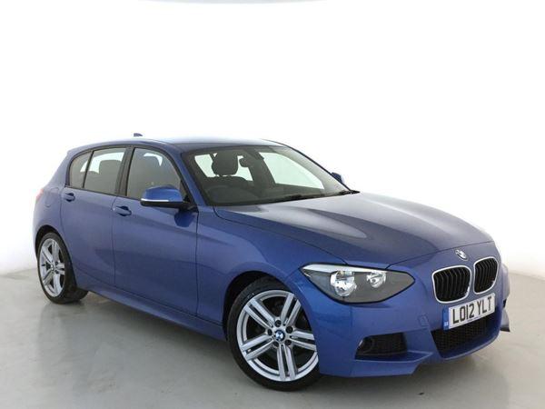 2012 (12) BMW 1 Series 116d M Sport 5dr 5 Door Hatchback
