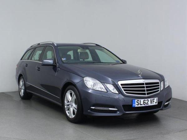 2012 (62) Mercedes-Benz E Class E250 CDI BlueEFF Avantgarde Tip Auto - £645 Of Extras - Leather - Bluetooth 5 Door Estate