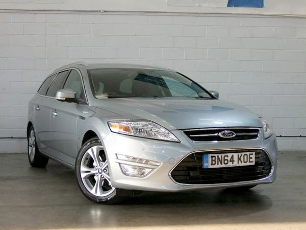 2014 (64) Ford Mondeo 2.0 TDCi 163 Titanium X Business Edition 5dr 5 Door Estate