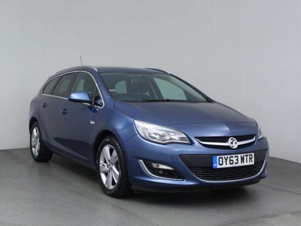 2013 (63) Vauxhall Astra 2.0 CDTi 16V SRi [165] 5dr [Start Stop] 5 Door Estate