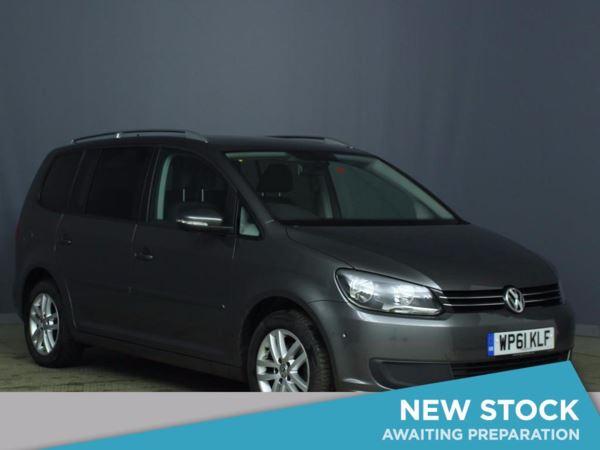 2012 (61) Volkswagen Touran 1.6 TDI 105 SE 5dr (MPV 7 SEATS) 5 Door MPV