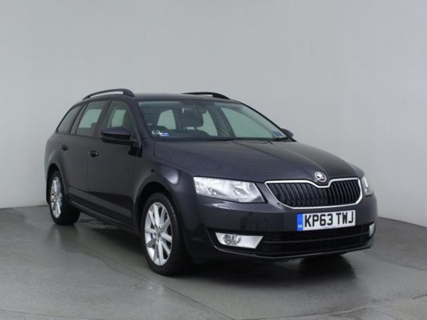 2013 (63) Skoda Octavia 1.6 TDI CR Elegance 5 Door Estate