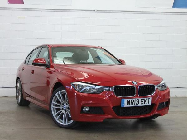 2013 (13) BMW 3 Series 320d xDrive M Sport Step Auto - Sat Nav - £4790 Of Extras - Leather - 4 Door Saloon