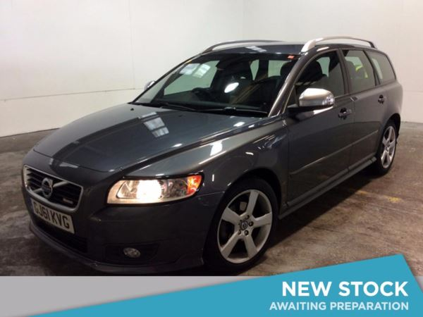 2011 (61) Volvo V50 D2 [115] R DESIGN Edition 5dr 5 Door Estate