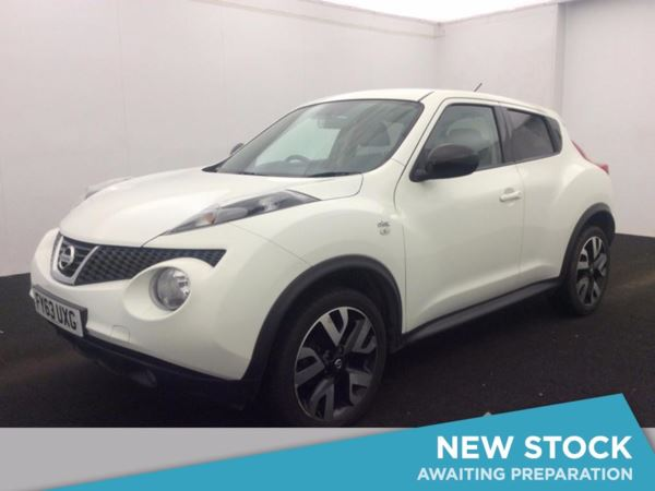 2013 (63) Nissan Juke 1.5 dCi N-Tec 5dr [Start Stop] 5 Door Hatchback