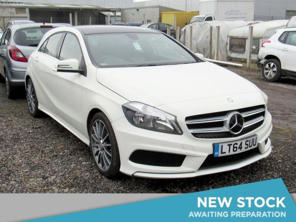 2014 (64) Mercedes-Benz A Class A180 CDI BlueEFFICIENCY AMG Sport 5dr 5 Door Hatchback