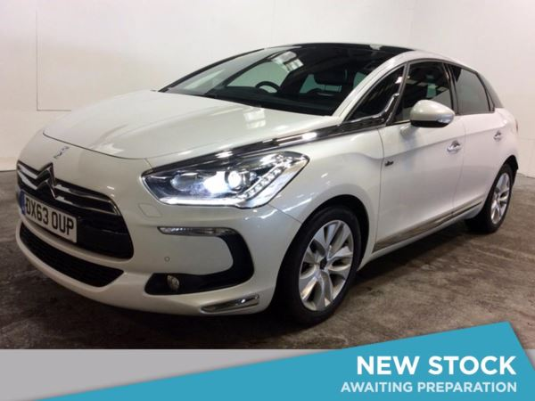 2013 (63) Citroen DS5 2.0 HDi Hybrid4 Airdream DSport 5dr EGS 5 Door Hatchback