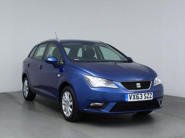 2013 (63) SEAT Ibiza 1.2 TSI SE 5dr DSG 5 Door Estate