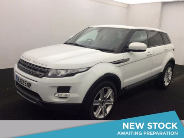 2012 (62) Land Rover Range Rover Evoque 2.2 TD4 Pure 5dr [Tech Pack] 5 Door Estate