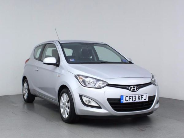 2013 (13) Hyundai I20 1.2 Active - Bluetooth - £30 Tax - Aux Mp3 Input - Low Miles - 2 Owners 3 Door Hatchback