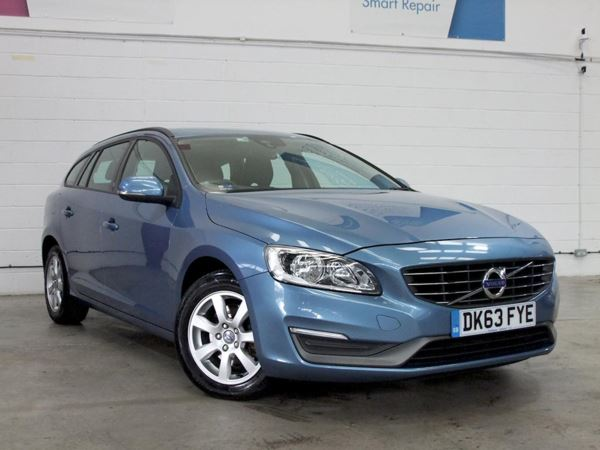 2013 (63) Volvo V60 D4 [163] Business Edition 5dr 5 Door Estate