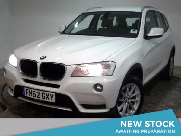 2013 (62) BMW X3 sDrive18d SE 5dr 5 Door Estate