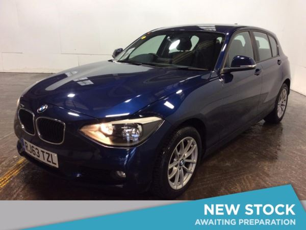 2014 (63) BMW 1 Series 118d SE 5dr 5 Door Hatchback