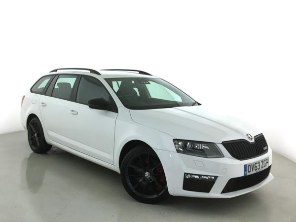 2013 (63) Skoda Octavia 2.0 TSI vRS 5dr 5 Door Estate