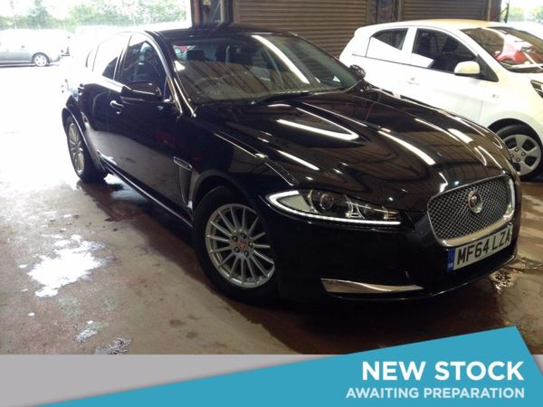 2014 (64) Jaguar XF 2.2d [163] SE Business Auto 4 Door Saloon
