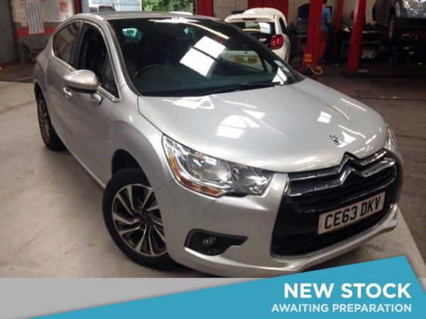 2013 (63) Citroen DS4 1.6 e-HDi 115 Airdream DSign 5dr 5 Door Hatchback
