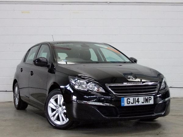 2014 (14) Peugeot 308 1.6 HDi 92 Active 5dr 5 Door Hatchback