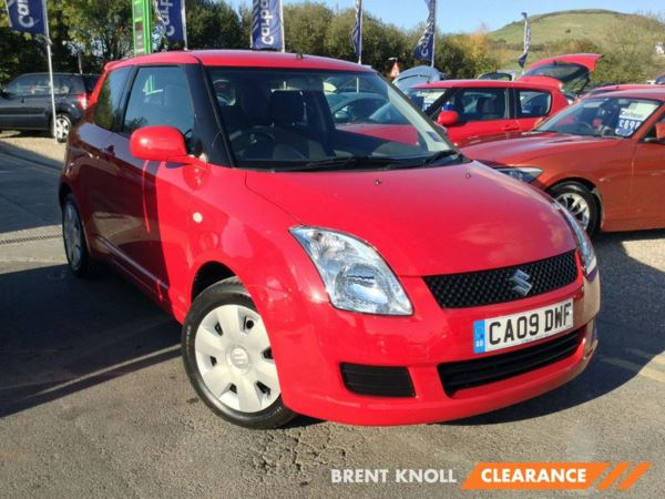 2009 (09) Suzuki Swift 1.3 GL 3 Door Hatchback