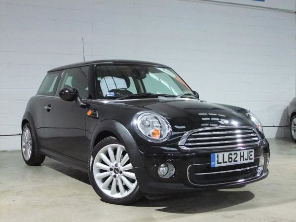 2012 (62) MINI HATCHBACK 1.6 Cooper D 3dr 3 Door Hatchback