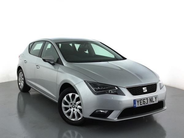 2013 (63) SEAT Leon 1.6 TDI SE 5dr [Technology Pack] 5 Door Hatchback