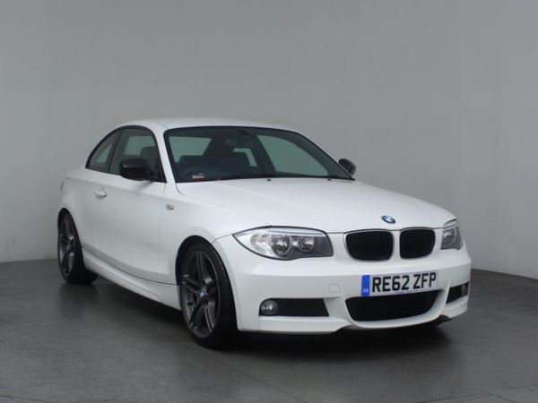 2012 (62) BMW 1 Series 123d Sport Plus Edition 2dr 2 Door Coupe