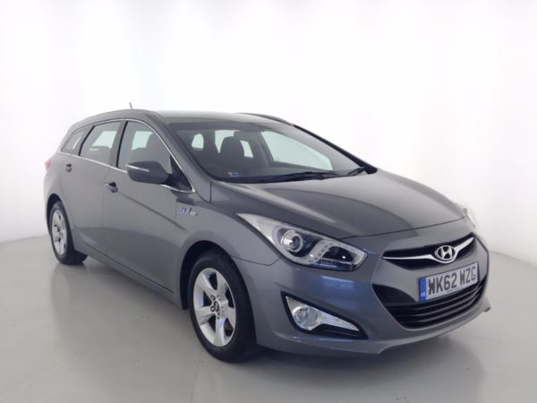 2012 (62) Hyundai i40 1.7 CRDi [115] Blue Drive Active - Bluetooth - £30 Tax - 1 Owner - 5 Door Estate