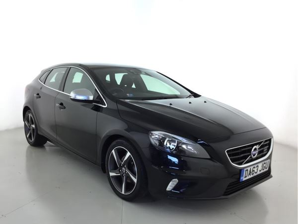 2013 (63) Volvo V40 D2 R DESIGN 5dr 5 Door Hatchback