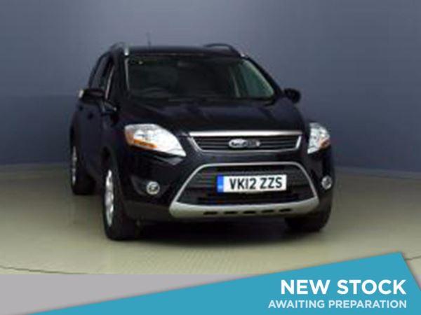 2012 (12) Ford Kuga 2.0 TDCi 140 Zetec 5dr 2WD 5 Door Estate