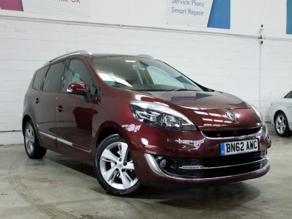 2012 (62) Renault Grand Scenic 1.5 dCi Dynamique TomTom Energy 5dr [Start Stop] - MPV 7 SEATS 5 Door MPV