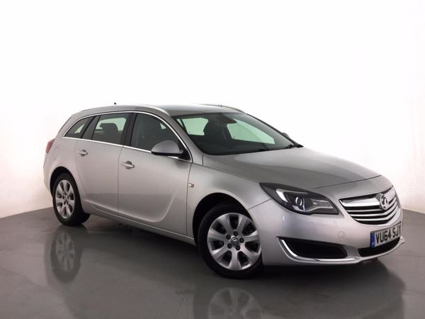 2014 (64) Vauxhall Insignia 2.0 CDTi [140] ecoFLEX Tech Line 5dr [Start Stop] 5 Door Estate