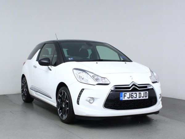 2013 (63) Citroen DS3 1.6 e-HDi Airdream DStyle Plus 3 Door Hatchback