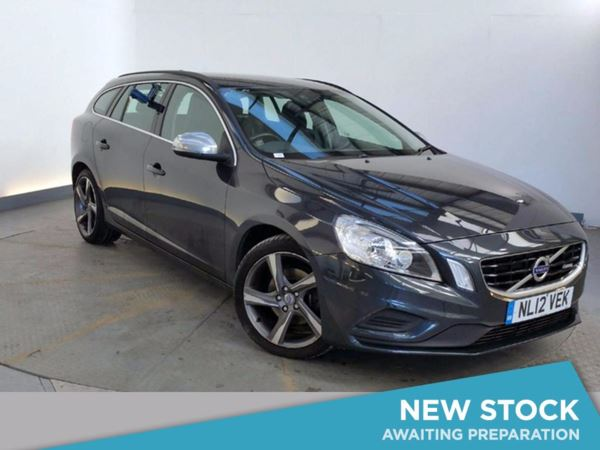2012 (12) Volvo V60 DRIVe [115] R DESIGN 5dr 5 Door Estate