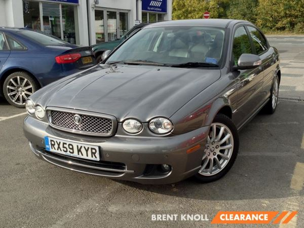 2009 (59) Jaguar X-Type 2.0d S 2009 4 Door Saloon