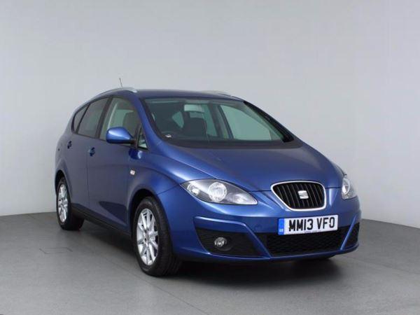 2013 (13) SEAT Altea Xl 1.6 TDI CR Ecomotive SE- MPV 5 Seats - £30 Tax - 1 Owner - Low Miles 5 Door Estate