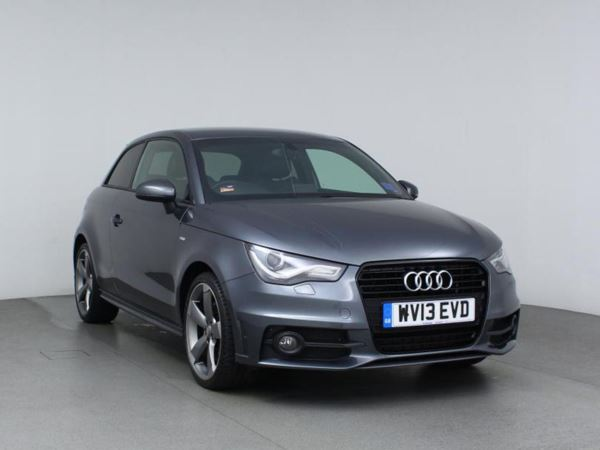 2013 (13) Audi A1 2.0 TDI Black Edition - Leather - Bluetooth - £20 Tax - 1 Owner - 3 Door Hatchback