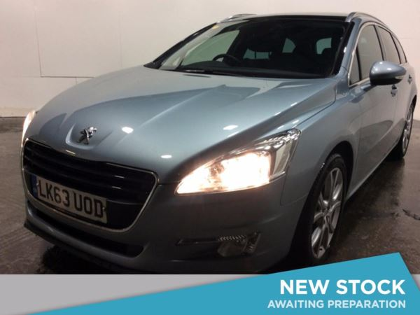2013 (63) Peugeot 508 1.6 e-HDi 115 Active 5dr EGC [Sat Nav] 5 Door Estate