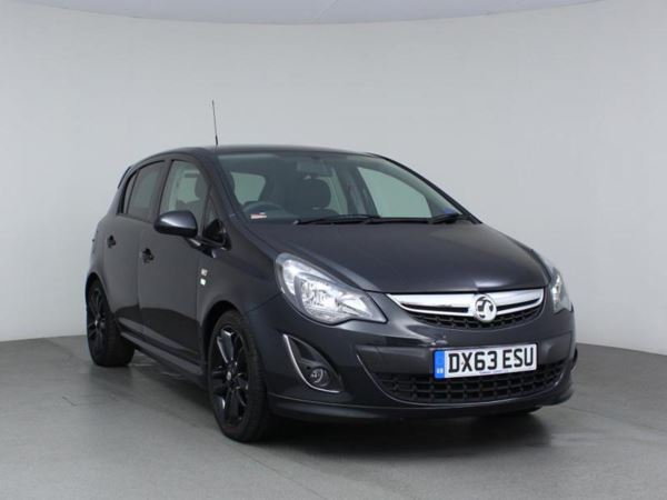 2013 (63) Vauxhall Corsa 1.3 CDTi ecoFLEX Limited Edition - £30 Tax - 1 Owner - Cruise - Low Miles 5 Door Hatchback