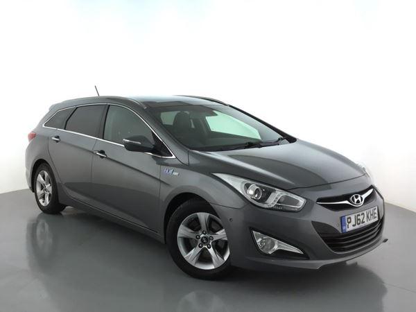 2012 (62) Hyundai i40 1.7 CRDi [136] Blue Drive Premium 5 Door Estate