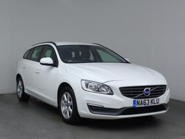 2013 (63) Volvo V60 D2 [115] Business Edition 5dr 5 Door Estate