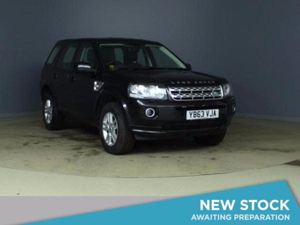 2014 (63) Land Rover Freelander 2.2 TD4 XS 5dr 5 Door Estate