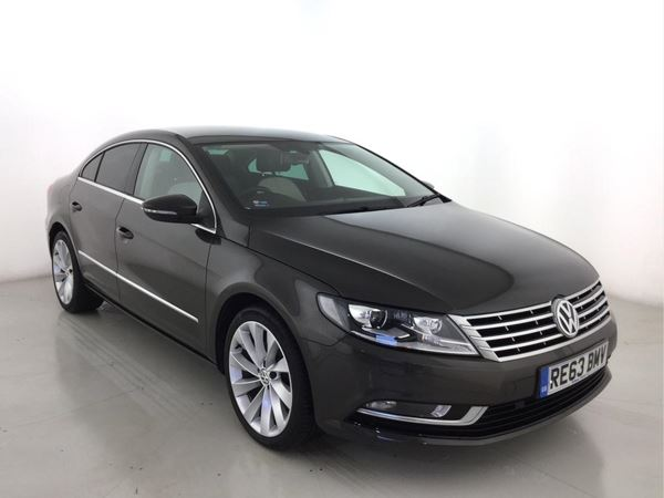 2013 (63) Volkswagen CC 2.0 TDI 177 BlueMotion Tech GT 4dr 4 Door Coupe