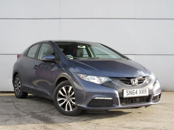 2014 (64) Honda Civic 1.6 i-DTEC S 5dr 5 Door Hatchback