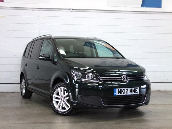 2012 (12) Volkswagen Touran 2.0 TDI BlueMotion Tech SE - MPV 7 Seats 5 Door MPV