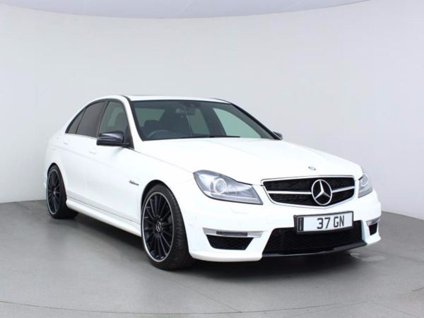 2013 (13) Mercedes-Benz C Class C63 Auto 4 Door Saloon