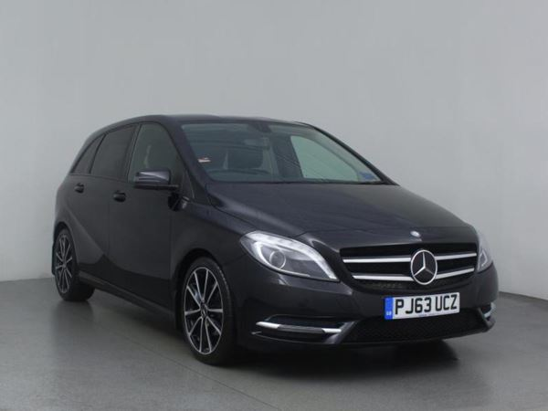 2013 (63) Mercedes-Benz B Class B180 CDI BlueEFFICIENCY Sport 5dr Auto 5 Door MPV