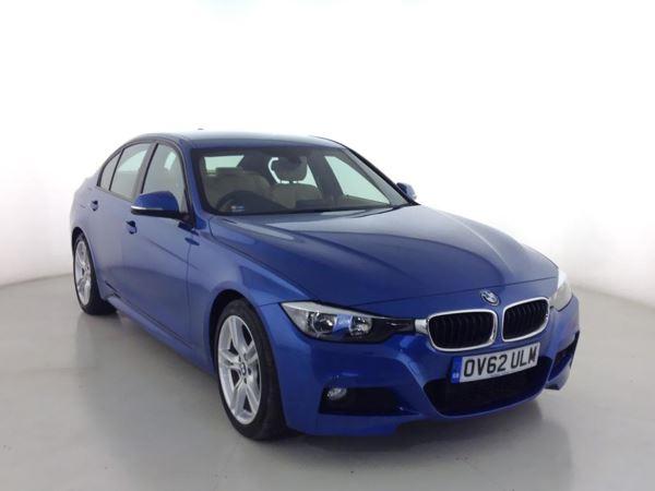 2012 (62) BMW 3 Series 320d M Sport 4dr Step Auto 4 Door Saloon