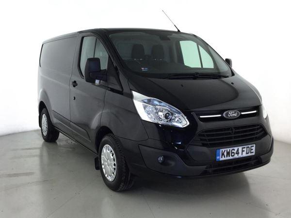 2015 (64) Ford Transit Custom 2.2 TDCi 100ps Low Roof 270 L1 Trend Door Panel Van
